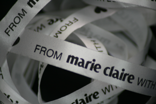 Marie-Claire lint wit 10 mm