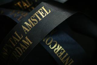 Bel Satin lint 25 mm -Amstel Hotel