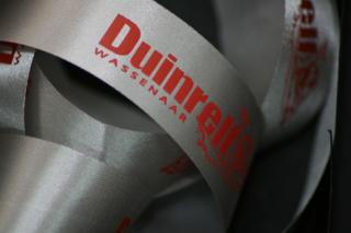 Bel satin lint 25 mm - Duinrel