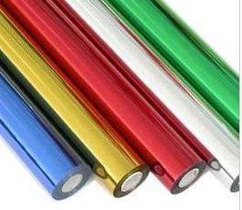Foliedruk kleuren